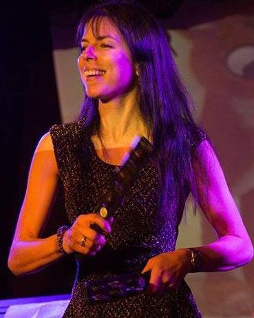 Alicia Van Sant