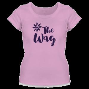 wag-flower-tshirt