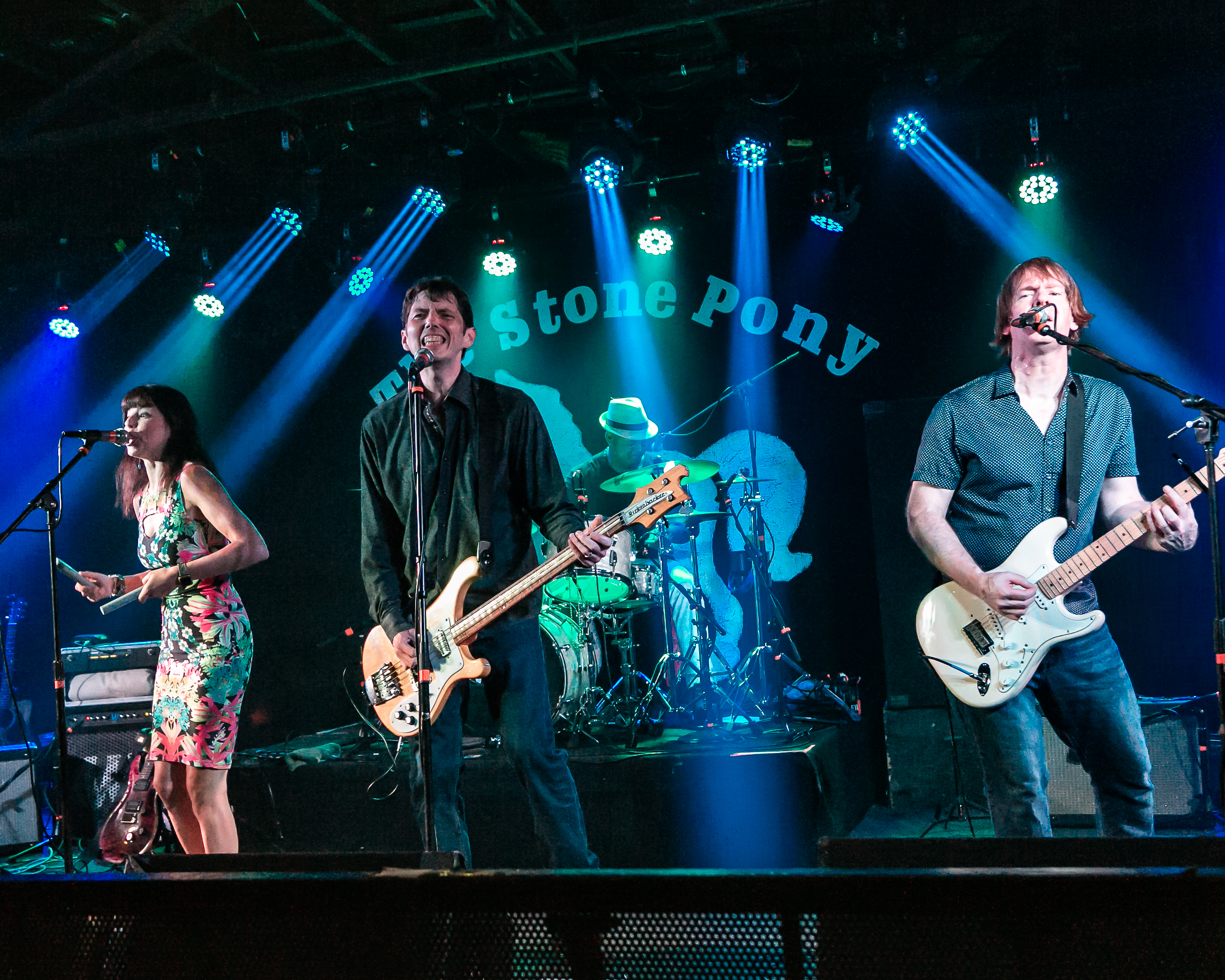 The Wag at the Stone Pony